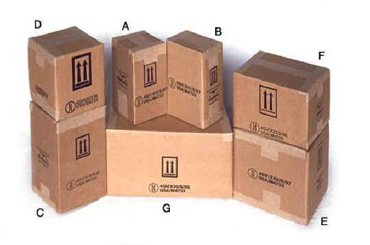 Los examenes y las cajas