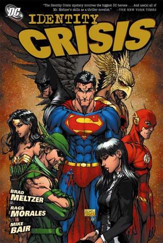 Identity Crisis es el nuevo Watchmen