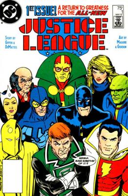 Ultimate Utcon III: JLI
