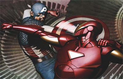 Aun más Civil War