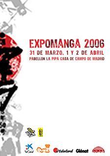 Expomanga 2006 y Tuniti de nuevo (esto casi parece un blog de noticias xD)