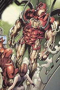 La Vieja Guerra de Iron Man
