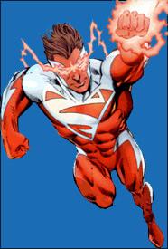 Introduciendo el tebeo de superman ...