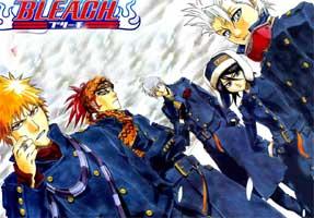 Ueki, Spider e Ichigo