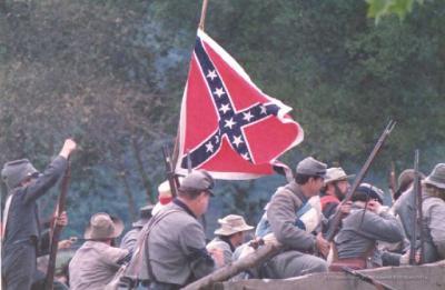 Los lados de la Civil war