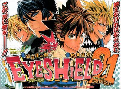 Eyeshield 21 licenciada ... Ya iba siendo hora XD