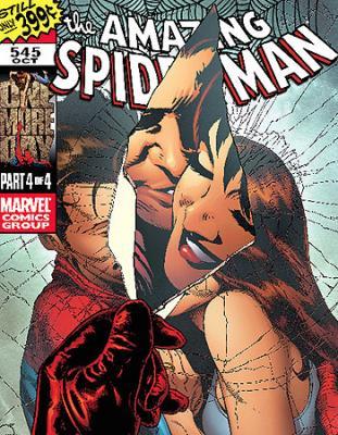 Spiderman involuciona (y Starfire hace otra cosa)