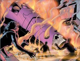 Universos en lucha: Vivireis en paz, yo soy el final de ese monstruo (IV)